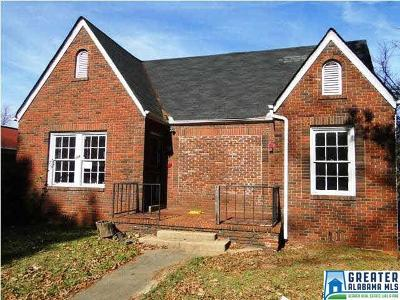 Birmingham, Homewood, Hoover, Irondale, Mountain Brook, Vestavia Hills Rental For Rent: 1134 40th St