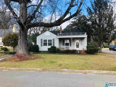 Homewood Single Family Home For Sale: 1220 Irving Rd
