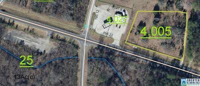 Jacksonville AL Residential Lots & Land For Sale: $40,000