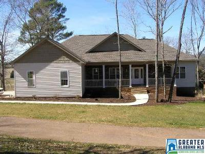 Talladega Single Family Home For Sale: 330 S Oak Ln