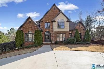 Trussville Single Family Home Contingent: 8442 Scott Dr