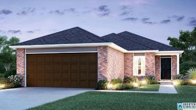 Pell City Single Family Home For Sale: 518 Fox Run Ln