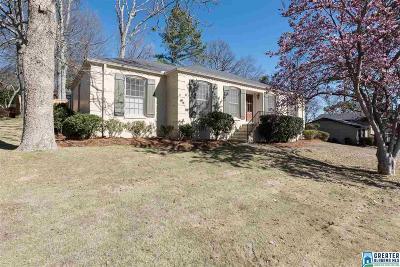 Mountain Brook AL Single Family Home For Sale: $429,900