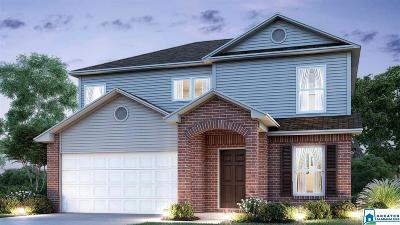 Pell City Single Family Home For Sale: 520 Fox Run Ln