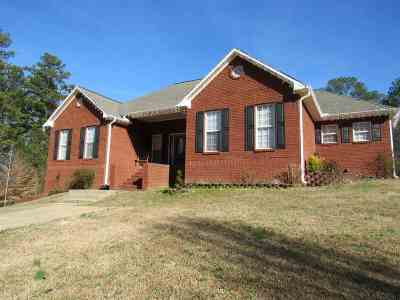 Clay County, Cleburne County, Randolph County Single Family Home Contingent: 150 Ross St