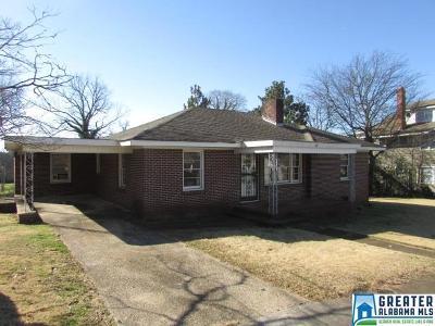 Anniston Single Family Home For Sale: 312 E 6th St