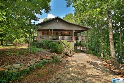 Clay County, Cleburne County, Randolph County Single Family Home For Sale: 2250 Co Rd 6