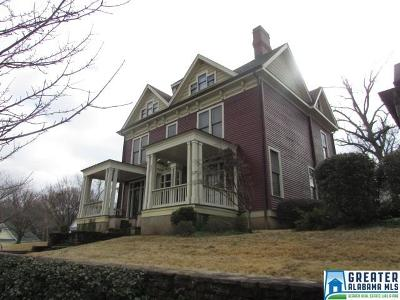 Anniston Single Family Home For Sale: 326 E 7th St