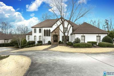 Hoover Single Family Home For Sale: 5104 Greystone Way