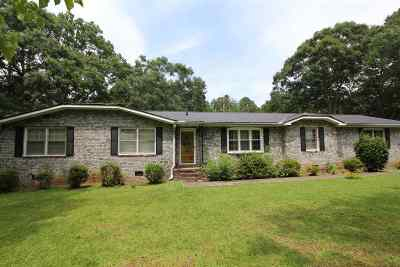 Anniston Single Family Home For Sale: 567 Bynum Acres Dr