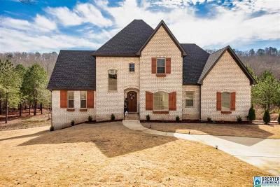 Helena Single Family Home For Sale: 6028 Long Leaf Lake Trl