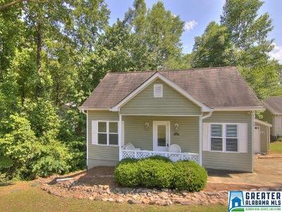 Randolph County, Clay County Single Family Home For Sale: 225 Aaron Dr
