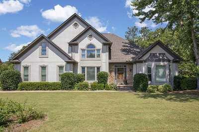 Single Family Home For Sale: 4400 Ashington Cir