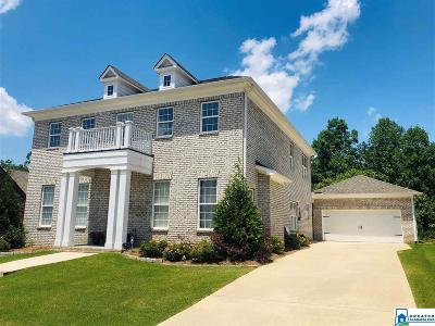 Fultondale, Gardendale Single Family Home For Sale: 885 Fieldstown Cir