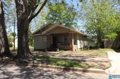 Birmingham, Homewood, Hoover, Irondale, Mountain Brook, Vestavia Hills Rental For Rent: 4701 Terrace S