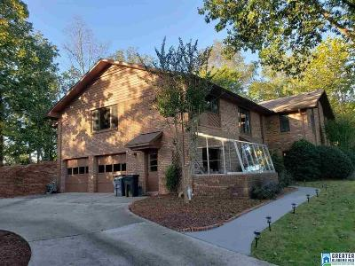 Mountain Brook AL Single Family Home For Sale: $539,900