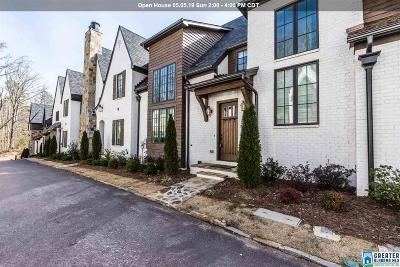 Birmingham AL Condo/Townhouse For Sale: $629,900