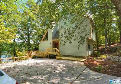 Single Family Home For Sale: 809 Paradise Point Dr
