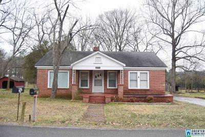 Anniston Single Family Home For Sale: 196 Virginia Ave