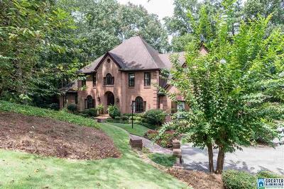 Vestavia Hills Single Family Home For Sale: 2026 Country Ridge Pl