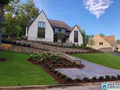 Vestavia Hills Single Family Home For Sale: 1968 Rosemont Pl