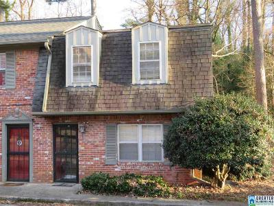 Birmingham, Homewood, Hoover, Mountain Brook, Vestavia Hills Condo/Townhouse For Sale: 3937 Montclair Rd #3937