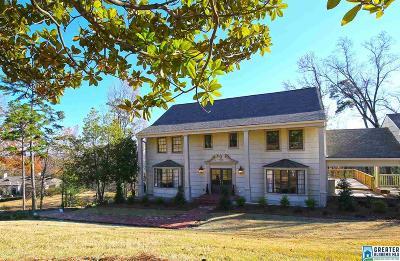 Mountain Brook Single Family Home For Sale: 3137 N Woodridge Rd