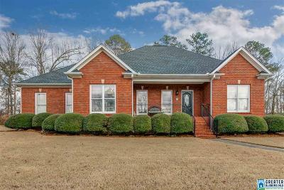 Trussville Single Family Home For Sale: 6317 Red Hawk Cir
