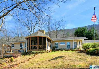 Single Family Home For Sale: 683 Moss Rock Trl