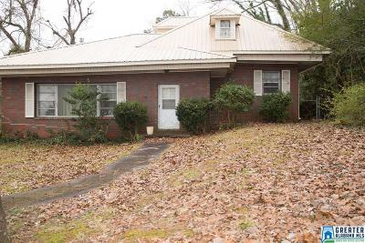Anniston Single Family Home For Sale: 1815 Henry Rd