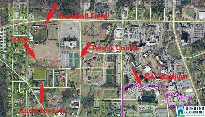 Jacksonville AL Residential Lots & Land For Sale: $215,000