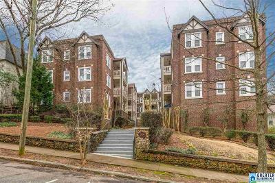 Birmingham, Homewood, Hoover, Mountain Brook, Vestavia Hills Condo/Townhouse For Sale: 2809 13th Ave S #F3
