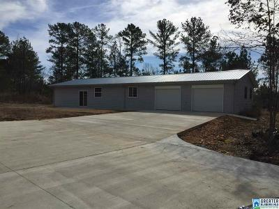 Pell City Single Family Home For Sale: 3630 Sprayberry Rd