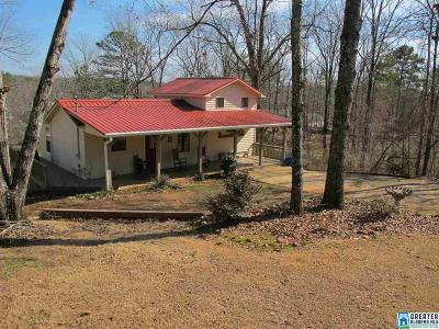 Clay County, Cleburne County, Randolph County Single Family Home For Sale: 327 Co Rd 4315