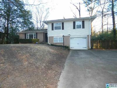 Birmingham Single Family Home For Sale: 4353 Montevallo Rd