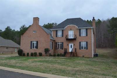 Pell City Single Family Home For Sale: 2026 Cleveland Farms Pkwy