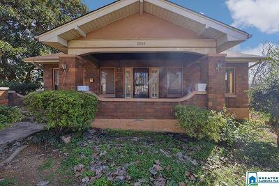 Birmingham Single Family Home For Sale: 2205 14th Ave N