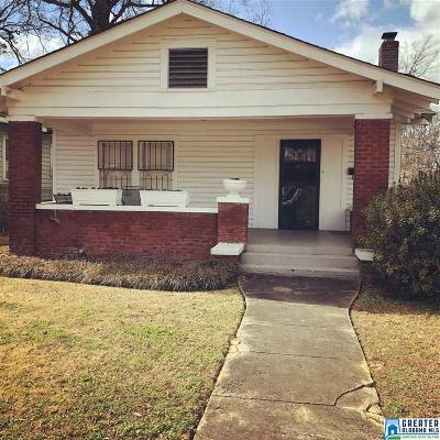Birmingham Single Family Home For Sale: 532 16th Pl SW