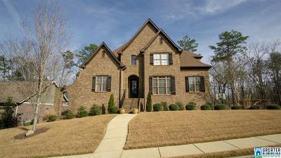 Alabaster Single Family Home For Sale: 233 Wisteria Ln