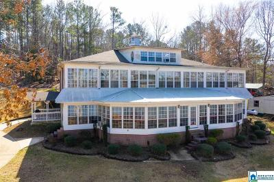 Talladega Single Family Home For Sale: 195 Fulmer Dr