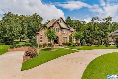 Helena Single Family Home For Sale: 1140 Long Leaf Lake Dr