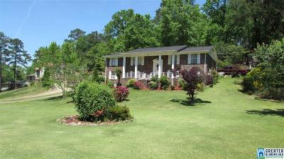 Birmingham AL Single Family Home For Sale: $169,900