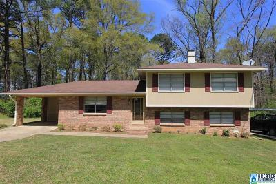 Weaver Single Family Home For Sale: 1401 Herndon Dr
