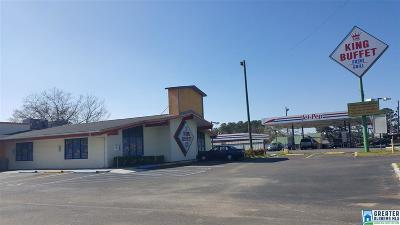 Commercial For Sale: 1074 Forestdale Blvd