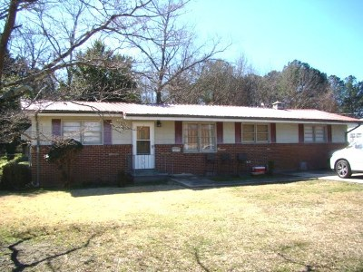 Anniston Single Family Home For Sale: 2518 W 14th St