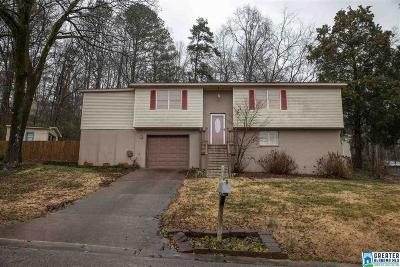 Single Family Home For Sale: 2604 Hickory Ln
