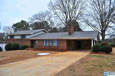 Single Family Home For Sale: 180 Breland St