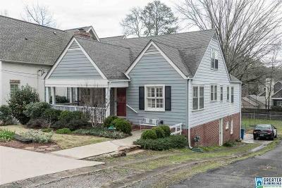 Homewood Single Family Home For Sale: 311 Edgewood Blvd