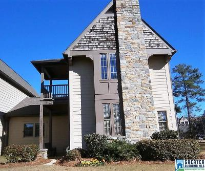 Hoover Condo/Townhouse For Sale: 2006 Greenview Trl