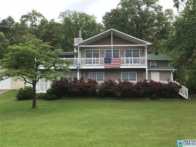 Talladega Single Family Home For Sale: 795 Lake Ridge Ln